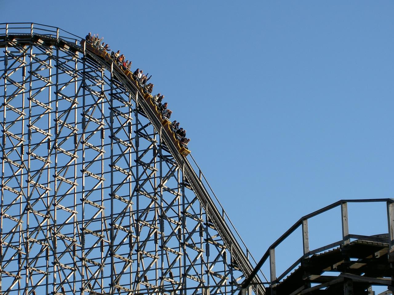 bumpy ride of dollar cost averaging